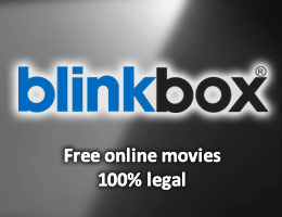 Blinkbox - free online movies