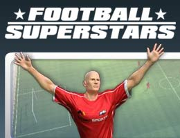Football Superstars - your virtual online football world