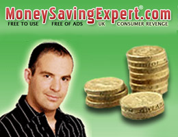 MoneySavingExpert.com - unbiased money saving advice