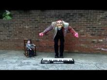 Worlds Fastest Piano Juggler Part - 2 The Son.
